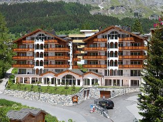2 bedroom Apartment in Leukerbad, Valais, Switzerland : ref 2241777