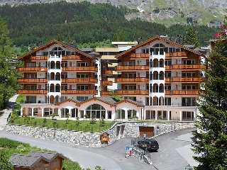 2 bedroom Apartment in Leukerbad, Valais, Switzerland : ref 2241778