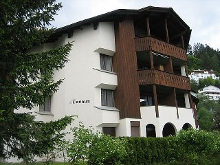2 bedroom Apartment in Flims, Surselva, Switzerland : ref 2241876