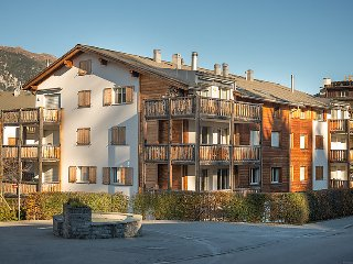 2 bedroom Apartment in Flims, Surselva, Switzerland : ref 2241879
