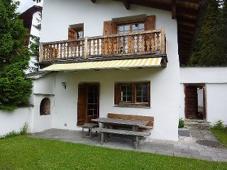 4 bedroom Apartment in Laax, Surselva, Switzerland : ref 2241885, Flims