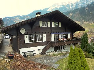 6 bedroom Villa in Lauterbrunnen, Bernese Oberland, Switzerland : ref 2252807