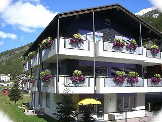 1 bedroom Apartment in Saas-Grund, Valais, Switzerland : ref 2252817