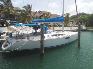 Samaná en barco