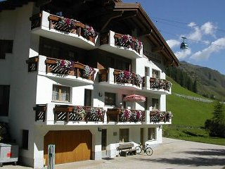1 bedroom Apartment in Samnaun, Engadine, Switzerland : ref 2285747