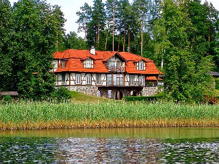 7 bedroom Villa in Pojezierce, Mazury, Poland : ref 2286441, Morag