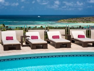 Villa la Rose des Vents St Barts Rental Villa la Rose des Vents, Saint-Jean