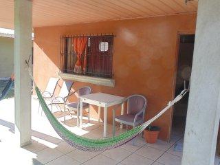 Apartamento terracota, Cahuita