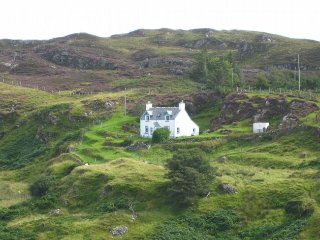 32364 Cottage in Lochinver, Drumbeg