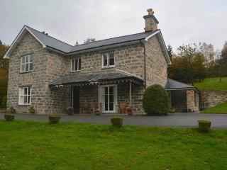 KITEH House in Snowdonia Natio, Llanelltyd