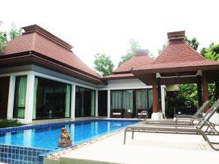 Balistyle Pool Villa with 3 bedroom, Hua Hin
