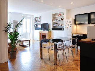 SAXE & THE CITY - 90m², 8ppl, downtown Lyon