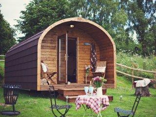 45366 Log Cabin in Hay on Wye, Abergavenny
