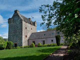 TOWER House in Selkirk, Newtown St Boswells