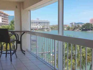 Marina View, 2-car Garage, 2 Balconies,  Wi-Fi, Cable & Phone, Pool, Hot Tub,Boa