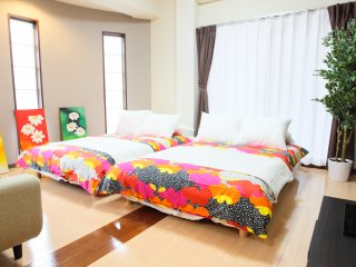 1-Bedroom Apartment  for 9 people - Master's Residence Dotonbori II, M2-410
