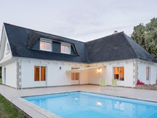 Pleasant villa 4km from the sea, Concarneau