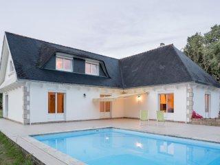 Pleasant villa 4km from the sea, Concarneau