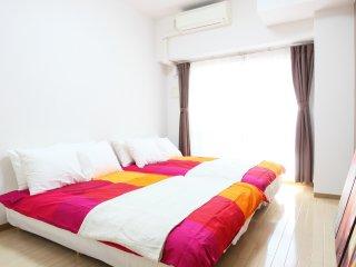 1-Bedroom Apartment w/ Kitchen! Maison de Nomura Shimanouchi, N-207