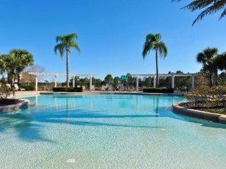 237YSD. Beautiful 5 Bedroom 3.5 Bath Watersong Resort Pool Home