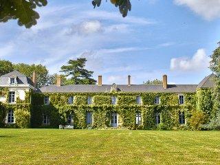 Superbe château avec piscine, Beaumont Pied De Boeuf