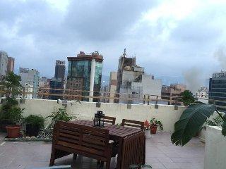 Cozy 2Bdr, Mong Kok Langham place W rooftop Garden
