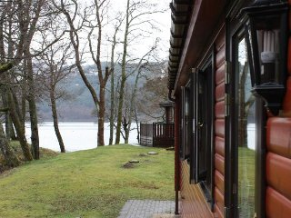 Lodge Lomond nos 20 Rowardennan (sleeps 7)