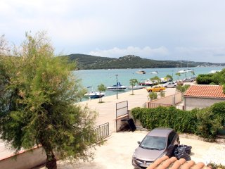 2 Bedroom Apartment by the sea in Tisno TP130A2