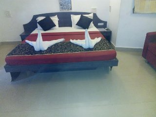 Private Duplex For Large Group In Baga