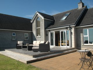 Beautiful House with superb Coastal Sea Views, Castlerock