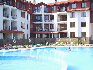 One Bedroomed Flat B41 in APOLLON 4 Complex, Ravda