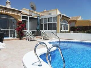 Bungalow with pool Mazarron Country Club  MCC10