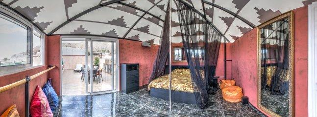 Bedroom up floor