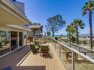 Luxury Ocean View Home w/  Pool, Hot Tub & Spacious Yard