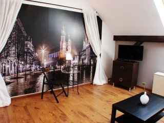 Cracovia 7 apartment in Kazimierz with WiFi, airconditioning & lift., Krakow