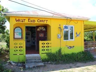 maison creole typique calme et tranquille