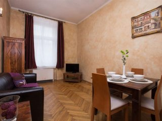 Colonial 2 apartment in Kazimierz with WiFi & lift., Krakow