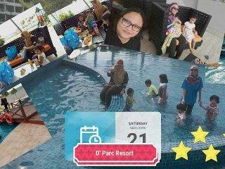 D'Parc Resort YMS, Plentong