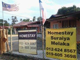 Homestay Bajet Pengkalan Balak Masjid Tanah Melaka