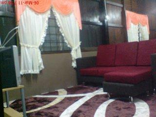 Homestay Rumah Kampung Pengkalan Balak, Masjid Tanah