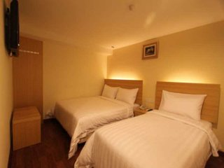 My Hotel * Sentral 2 - Room My double Bed without window