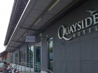 Quayside Hotel Malacca - Room Premium Queen (River and Balcony)