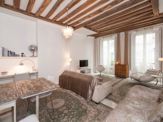 Luxurious Montorgueil 1 Bedroom (344)