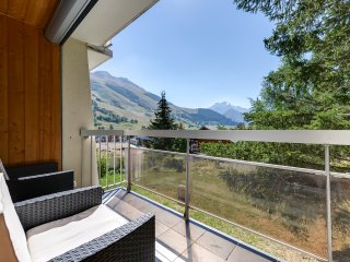 Modern apartment in the heart of Les Deux Alpes, Mont-de-Lans