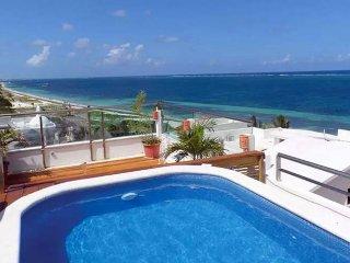 Condo de 2 habitaciones en Puerto Morelos