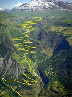 The 21 Hairpins!
