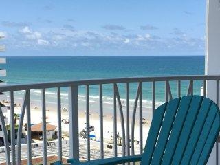 Wonderful Views from this Beachfront Condo - 10NW, Daytona Beach