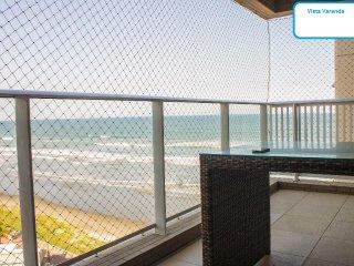 Apartamento Pé-na-Areia