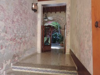 Spacious house in San Diego Square, Cartagena