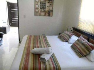 Standard Suite Interior Puerto Morelos